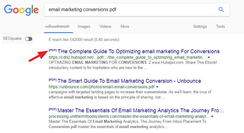 Content Ideas PDF