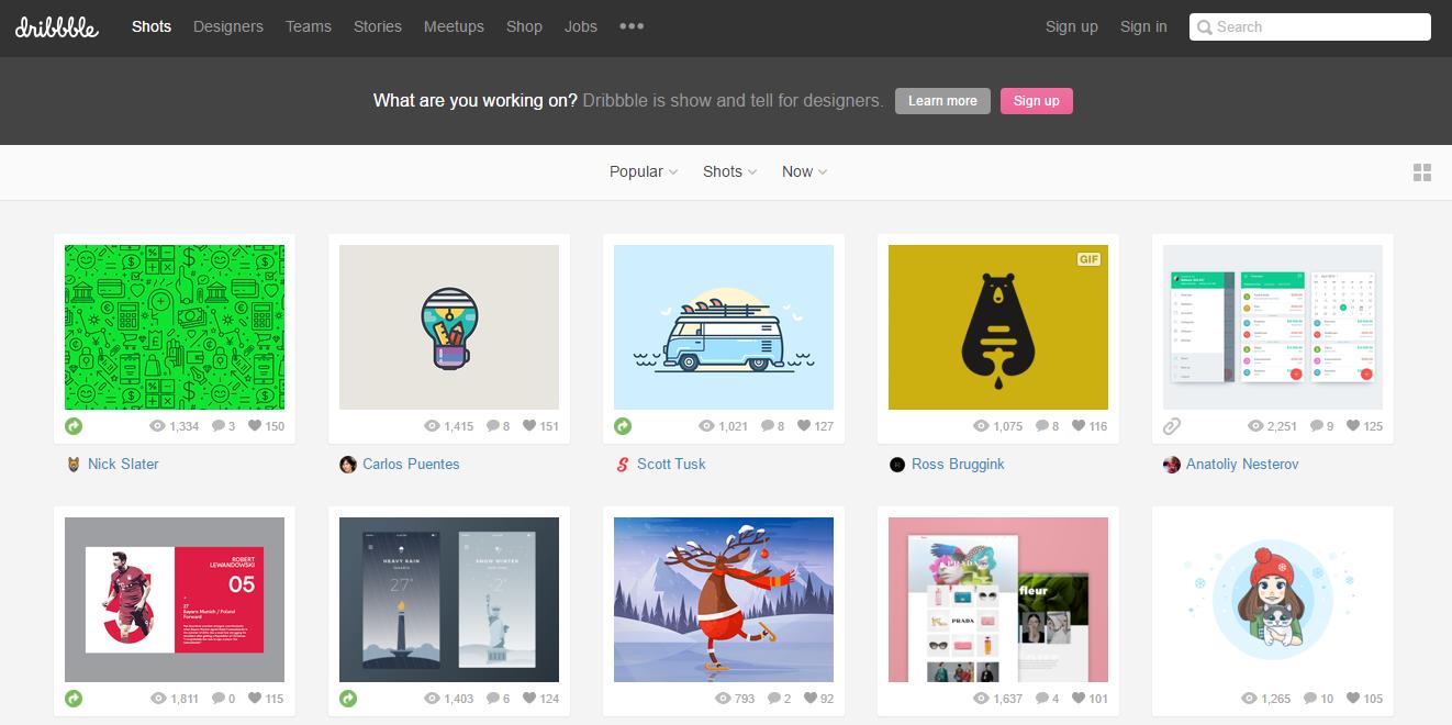 Infographic Designers on Dribbble