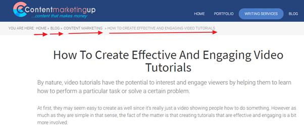 Hafiz Muhammad Ali-SEO Structure Content Marketing Up